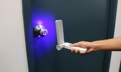 Acuva SOLARIX UV LED portable disinfection device
