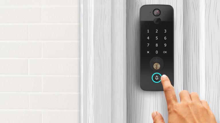 Altro Smart Model X smart lock provides keyless lock & unlock access