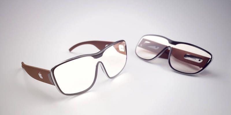 Apple Glasses design rumors