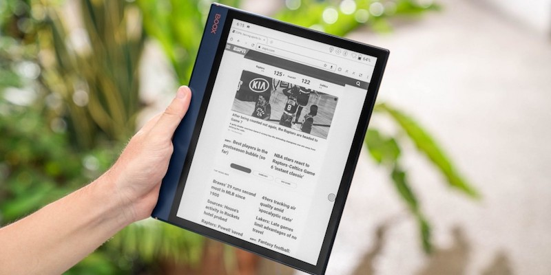 BOOX Note Air 10.3″ E-Ink tablet