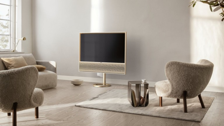 Bang & Olufsen Contour all-in-one OLED TV has 4 advanced sound features