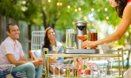 Bartesian home cocktail maker