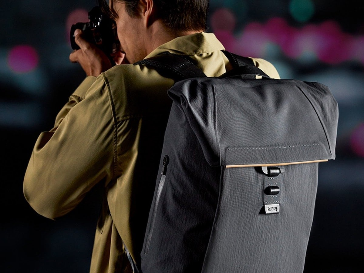 Bellroy Apex Backpack essential bag is for those who push the limits