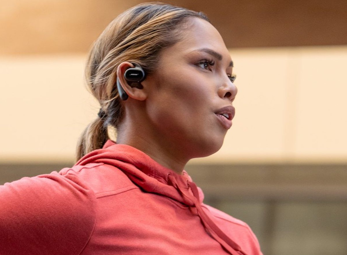 Bose Sport Open Earbuds use OpenAudio technology to produce high-quality sound