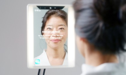 CareOS Themis Smart Mirror