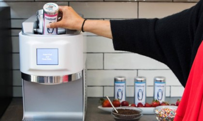 ColdSnap frozen treat machine