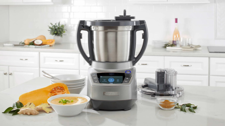 Cuisinart Complete Chef cooking food processor comes with 6 cooking functions