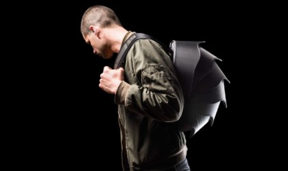 Cyclus Pangolin Series concept backpack