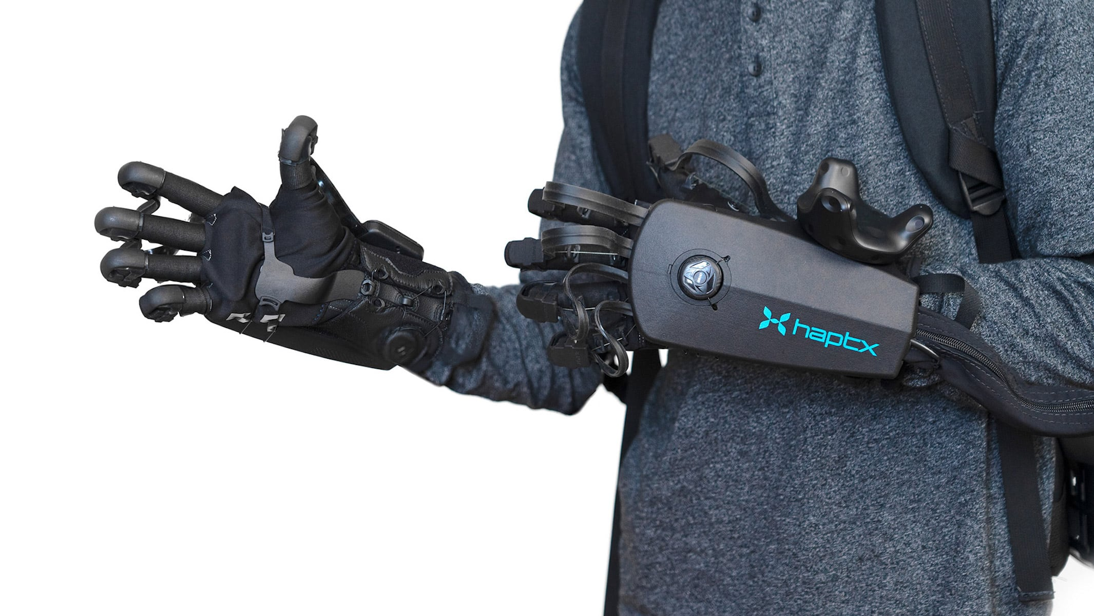 HaptX Launches new and improved DK2 Haptic VR Gloves