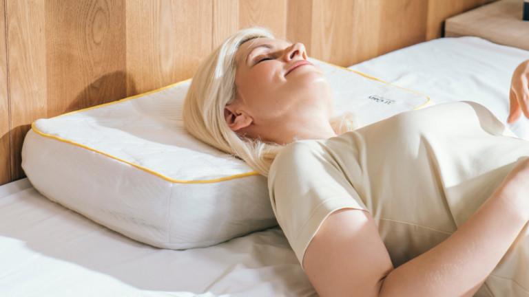 DozzyCozy AirCozy interactive smart pillow