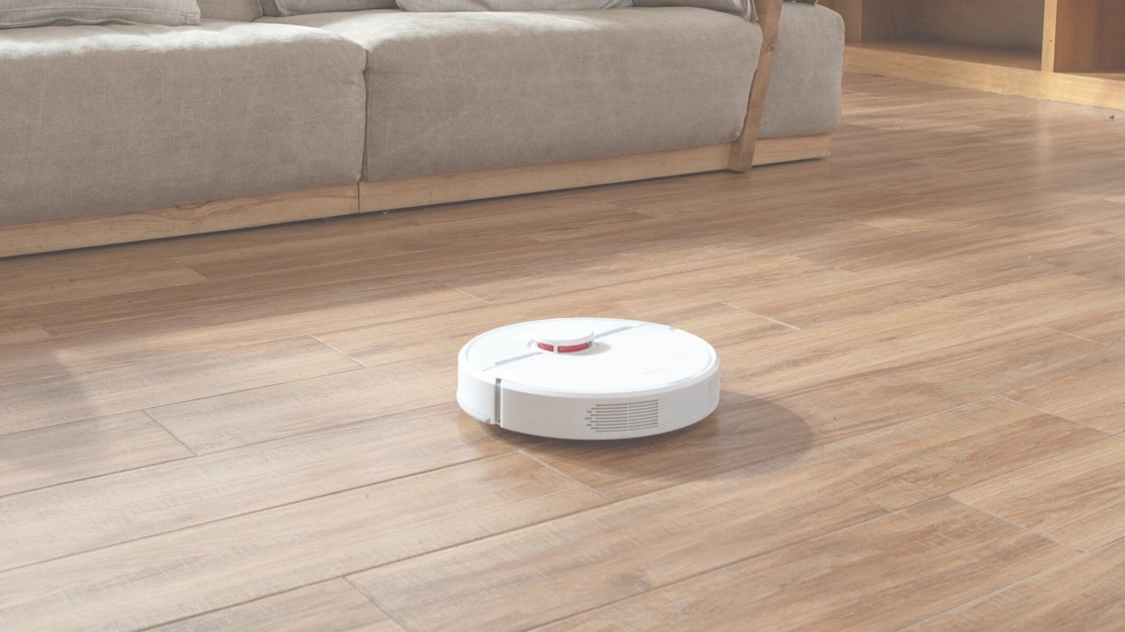 DreameTech D9 Robot Vacuum boasts 3000 Pa strong suction power