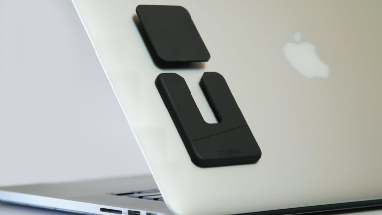 DriveSlide laptop attachment