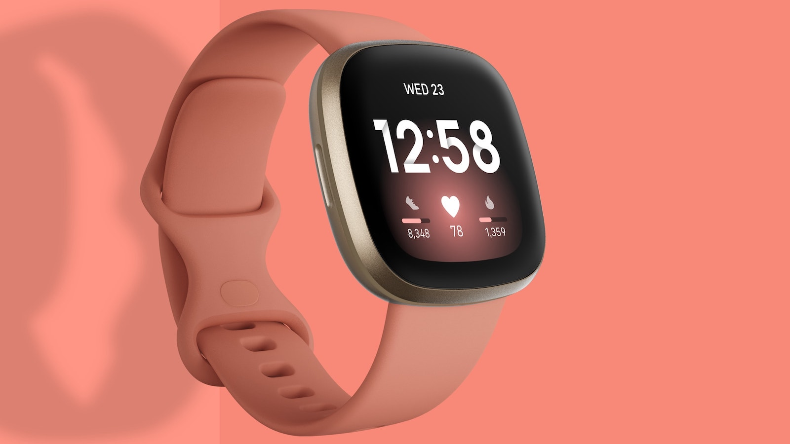 Fitbit Versa 3 smartwatch + GPS tracker is swimproof and lets you work out smarter