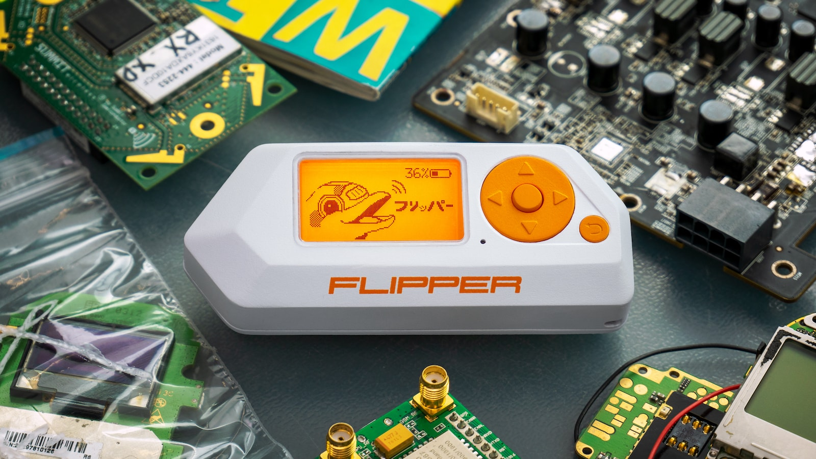 Flipper Zero hacking gadget is an open-source multitool for pentesting and more