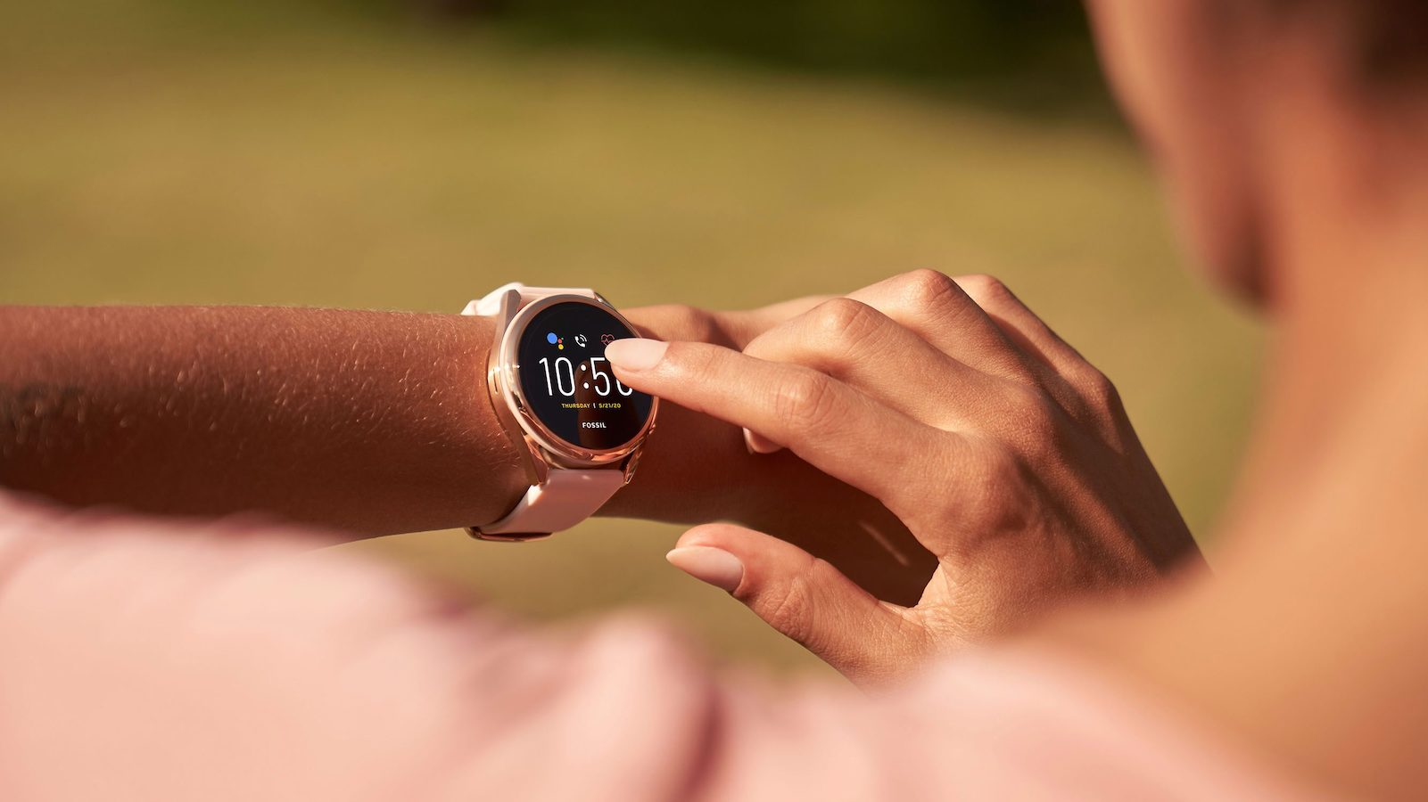 Fossil Gen 5 LTE smartwatch boasts the Qualcomm Snapdragon 3100 processor
