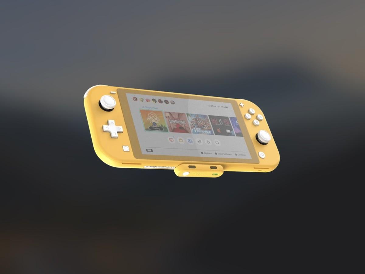 Genki Audio Lite slim Bluetooth adapter gives your Nintendo Switch wireless audio