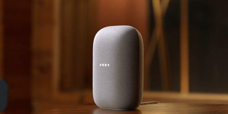 Google Nest Audio Smart Speaker