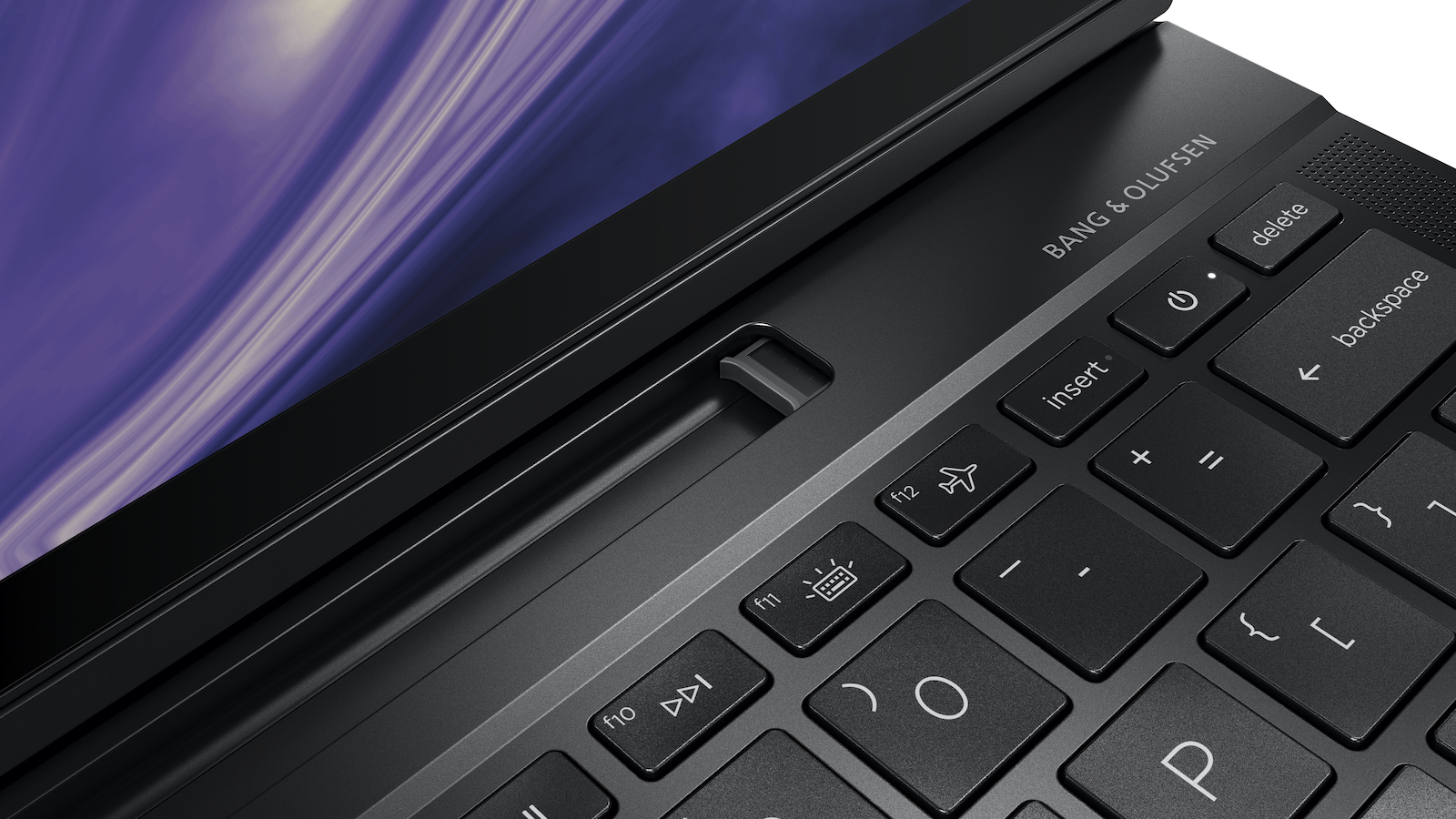 HP Elite Folio 2-in-1 laptop provides smooth transitions with a screen that pulls forward