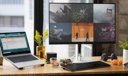 HP U27 4K Wireless Monitor