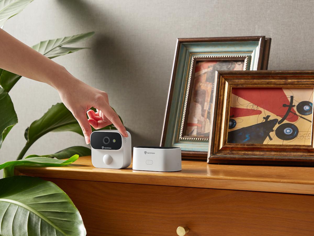 HeimVision Assure B1: 2K Ultra HD camera and smart hub