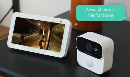 HeimVision Assure B1 smart home security hub