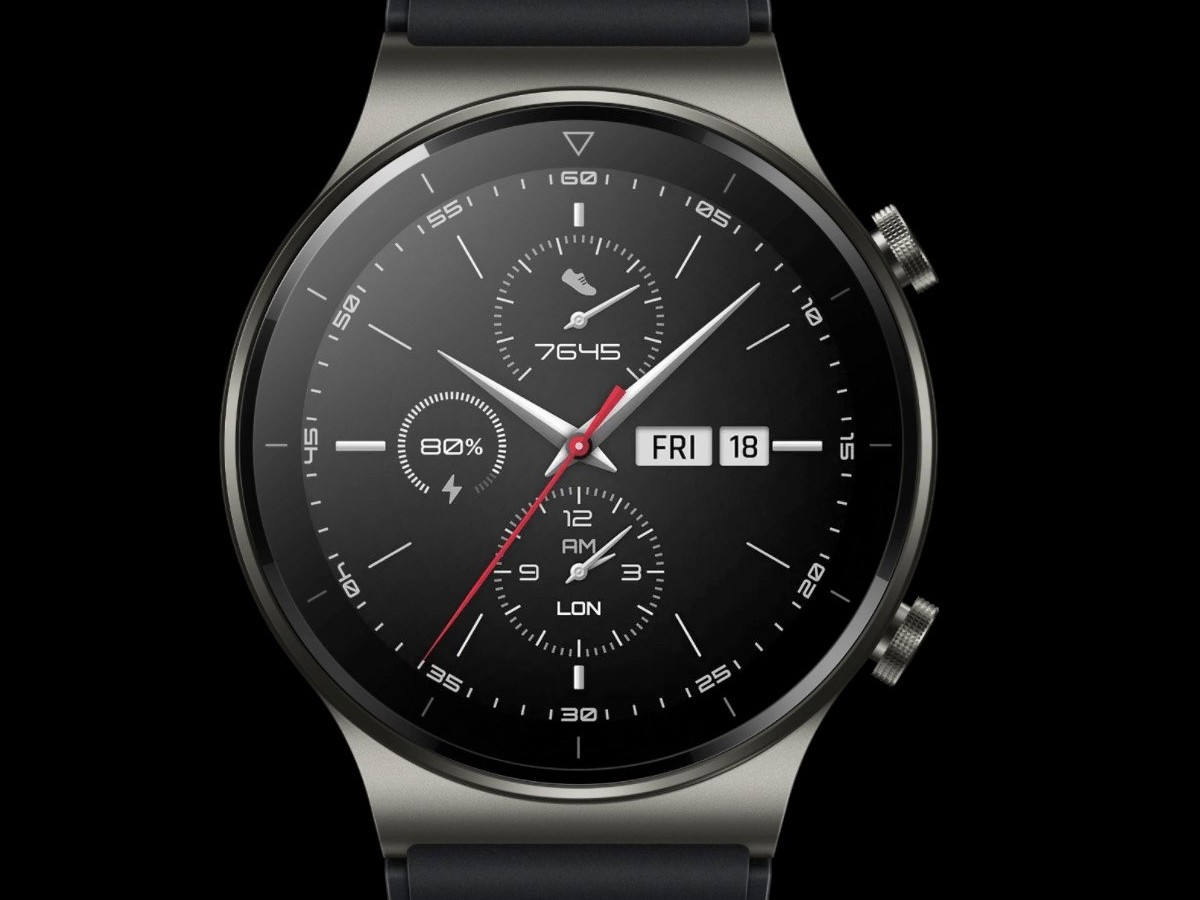 Huawei Watch GT 2 Pro has 100+ workout modes and a 2-week battery life