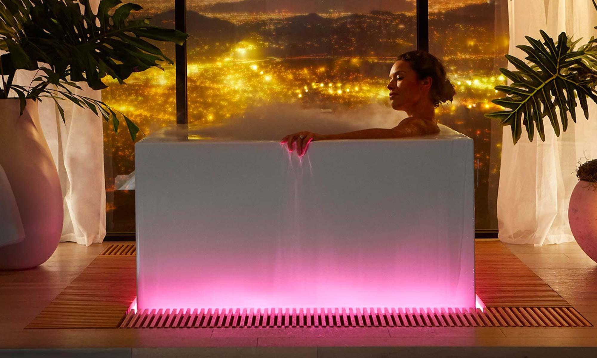Kohler Stillness Bath creates a spa-like experience at home