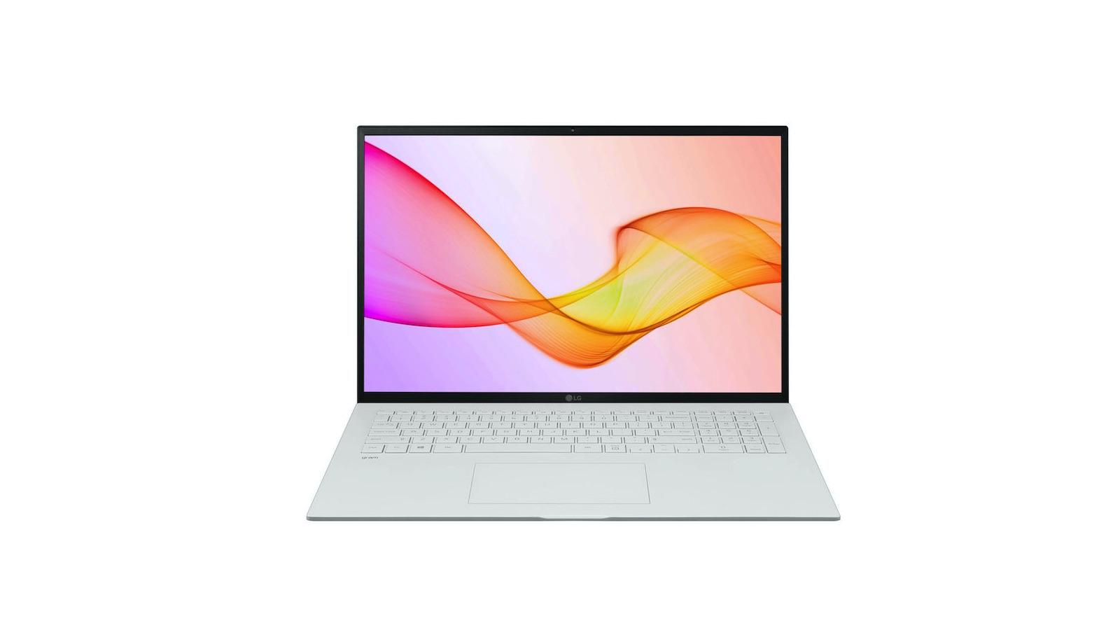 LG 2021 gram laptops have an impressive 16:10 aspect ratio and a sleek design