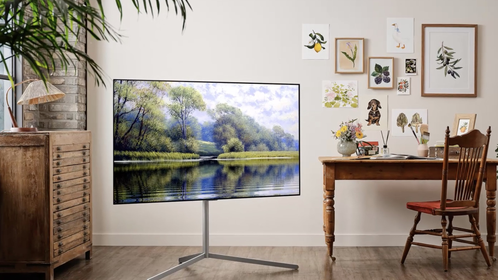 LG G1 Series OLED evo televisions offer purer color and added brightness