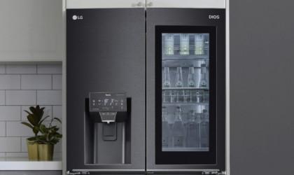 LG InstaView refrigerator 2021 series