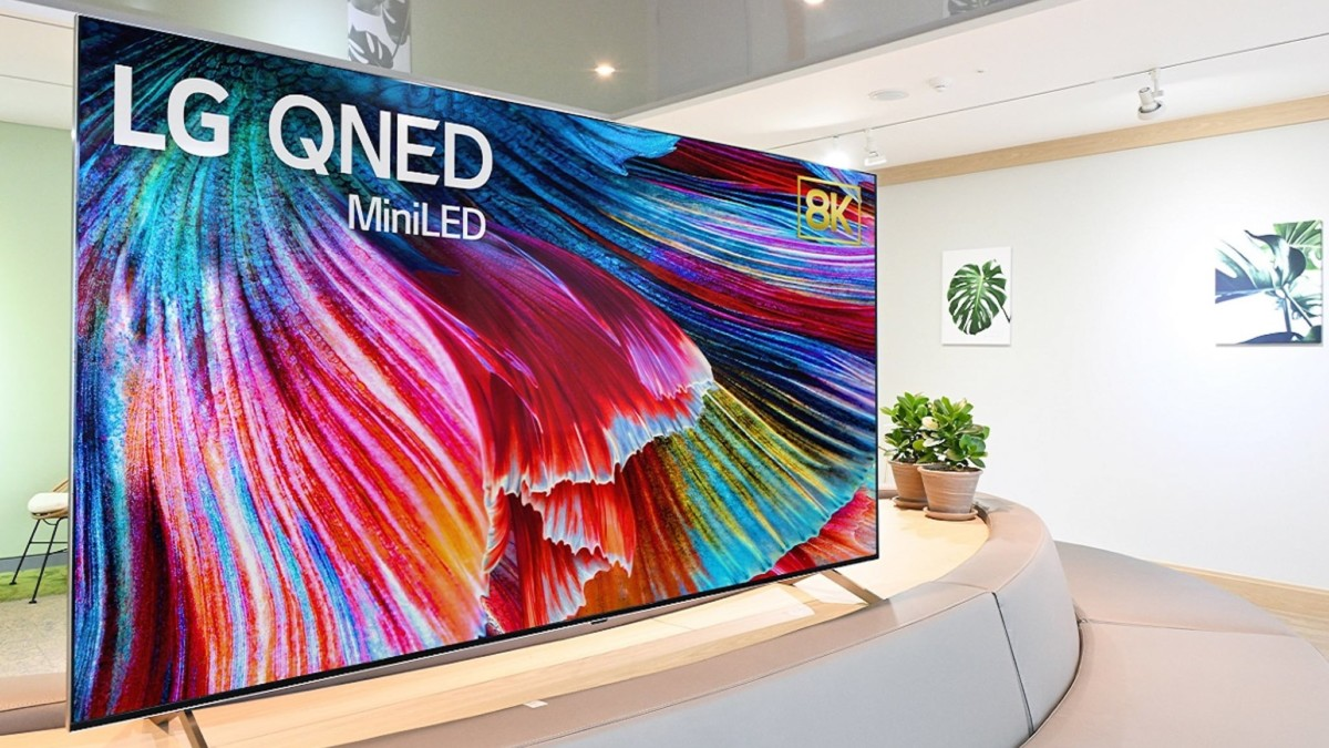 LG QNED TVs are about to introduce mini LED technology on a grand scale