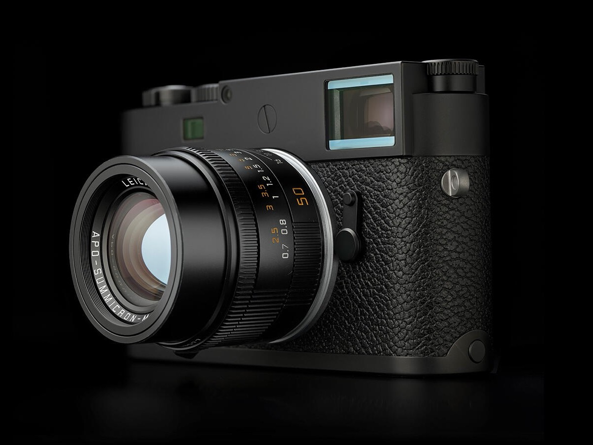 Leica M10-P camera has the quietest shutter of any M camera