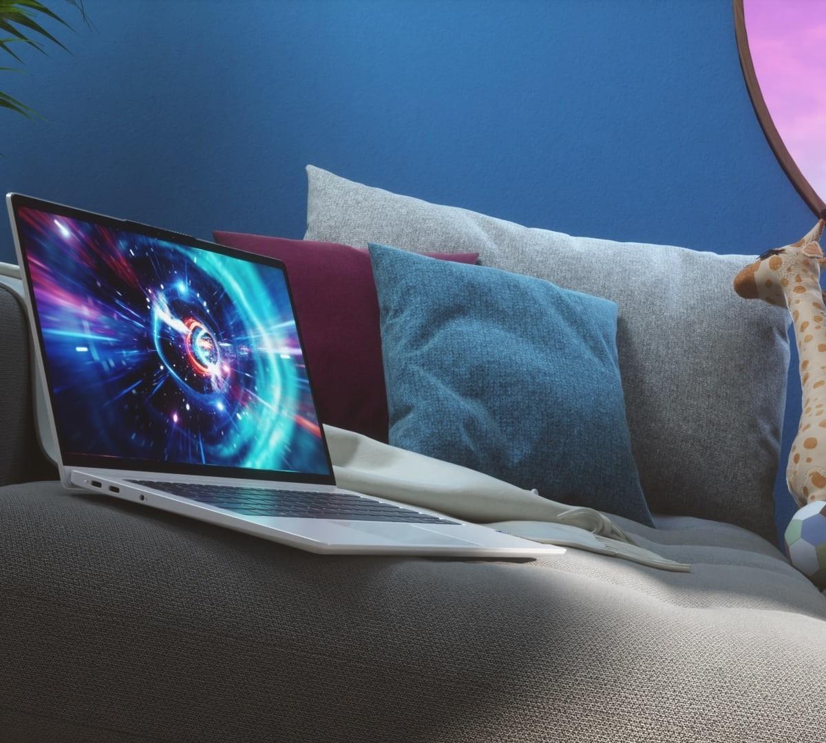 Lenovo IdeaPad 5G family laptop provides all-day battery life