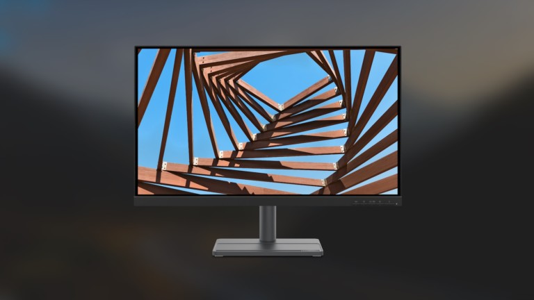 Lenovo L27e-30 monitor gives you distortion-free picture at any angle