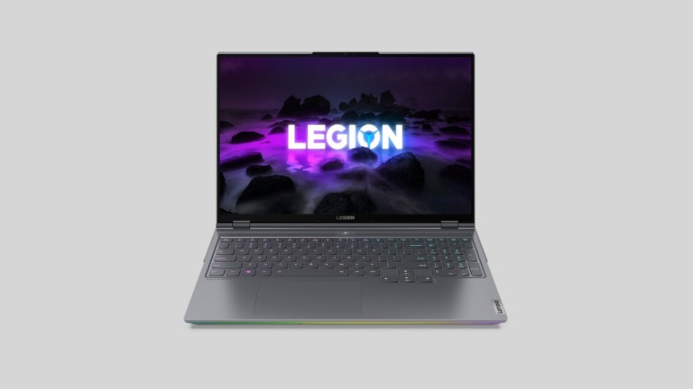 Lenovo Legion 2021 gaming laptop series includes four new models that use AI