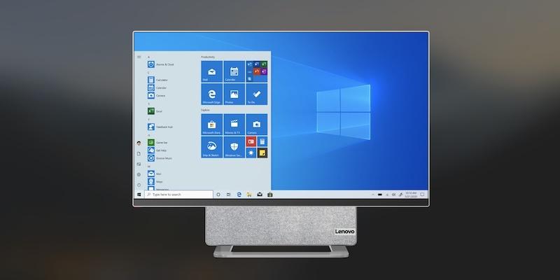 Lenovo Yoga AIO 7 PC