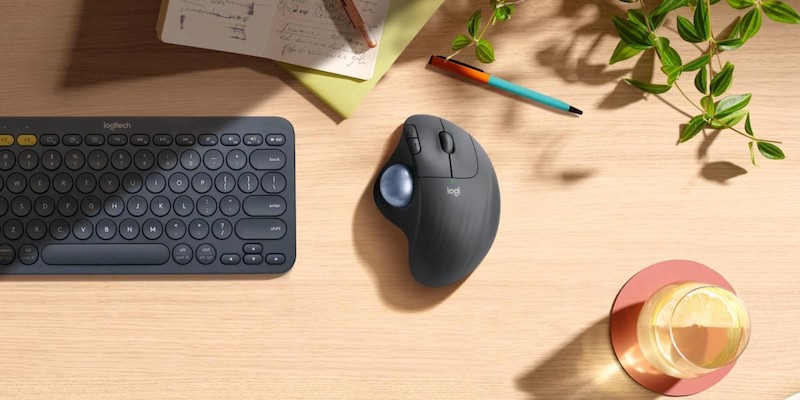 Logitech ERGO M575 wireless mouse