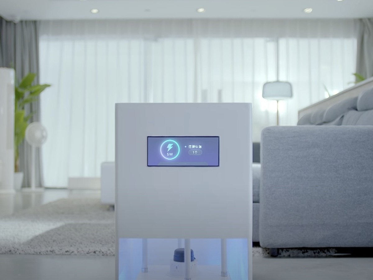 Xiaomi Mi Air Charge technology offers 5W remote charging within a radius of several meters