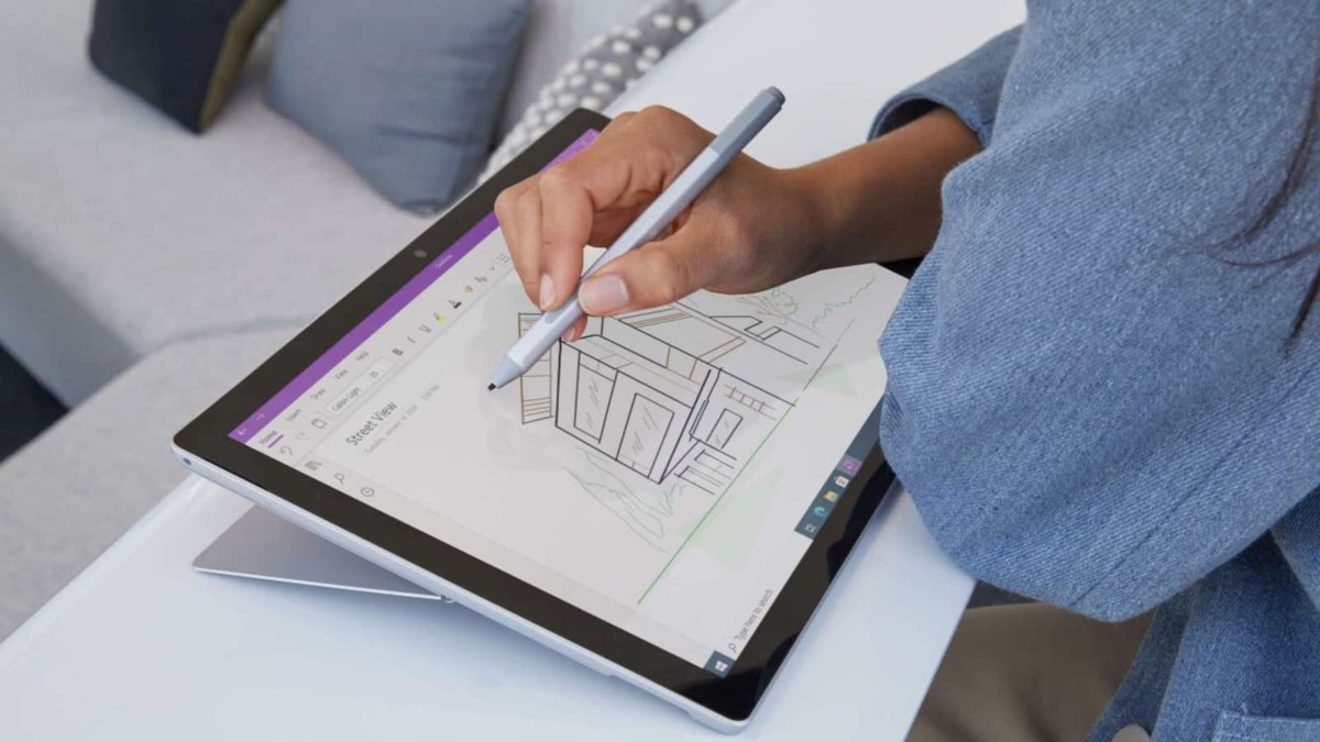 Microsoft Surface Pro 7+ 2-in-1