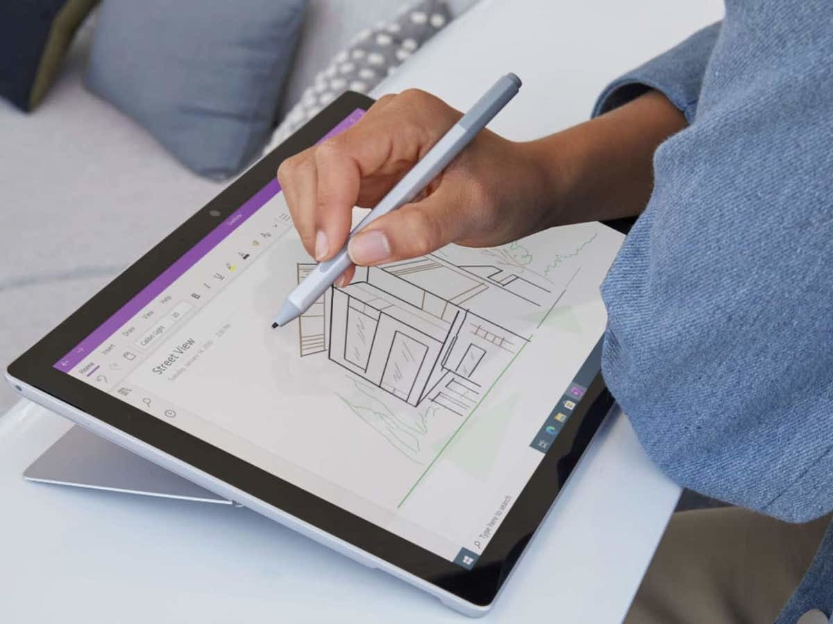 Microsoft Surface Pro 7+ 2-in-1 is available to businesses and schools