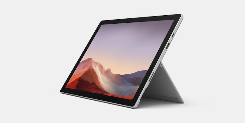 Microsoft Surface Pro 7 vs MacBook Pro