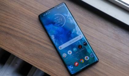 Motorola Edge+ OLED Smartphone