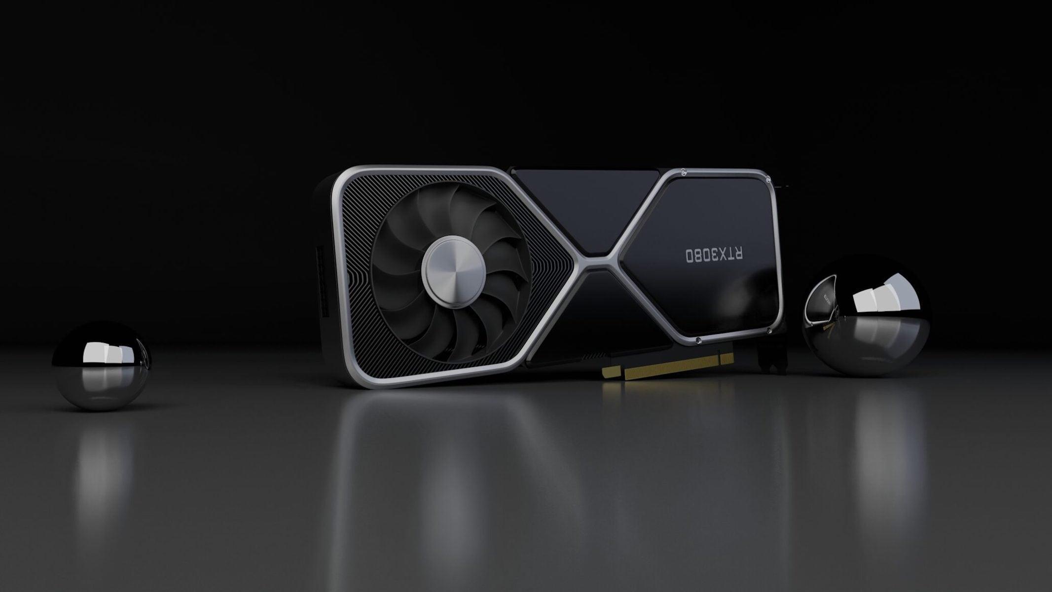 NVIDIA RTX GeForce 30 series GPU