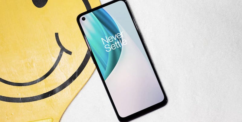 OnePlus Nord N10 5G-ready phone