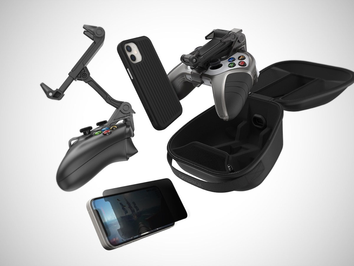 OtterBox next-gen gaming accessories bridge the gap between console and mobile gaming