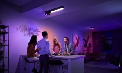 Philips Hue Centris Smart Ceiling Spotlight