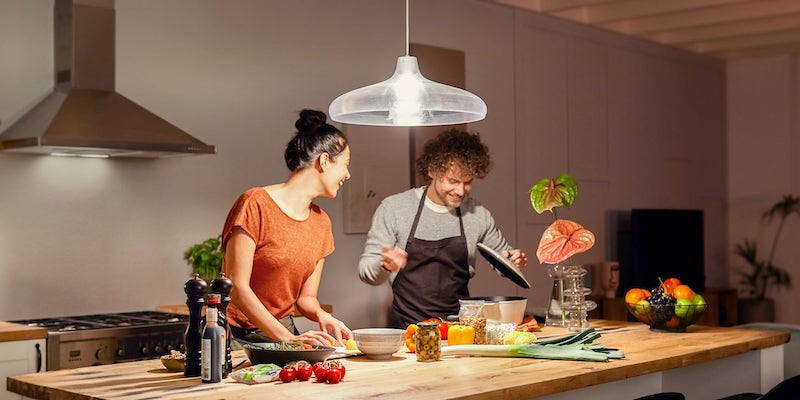 Philips Hue White A21 Smart Bulb