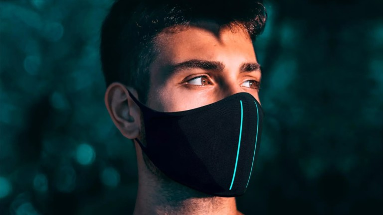 Remask UV face mask destroys up to 99.9% of viruses, disrupting their RNA structure