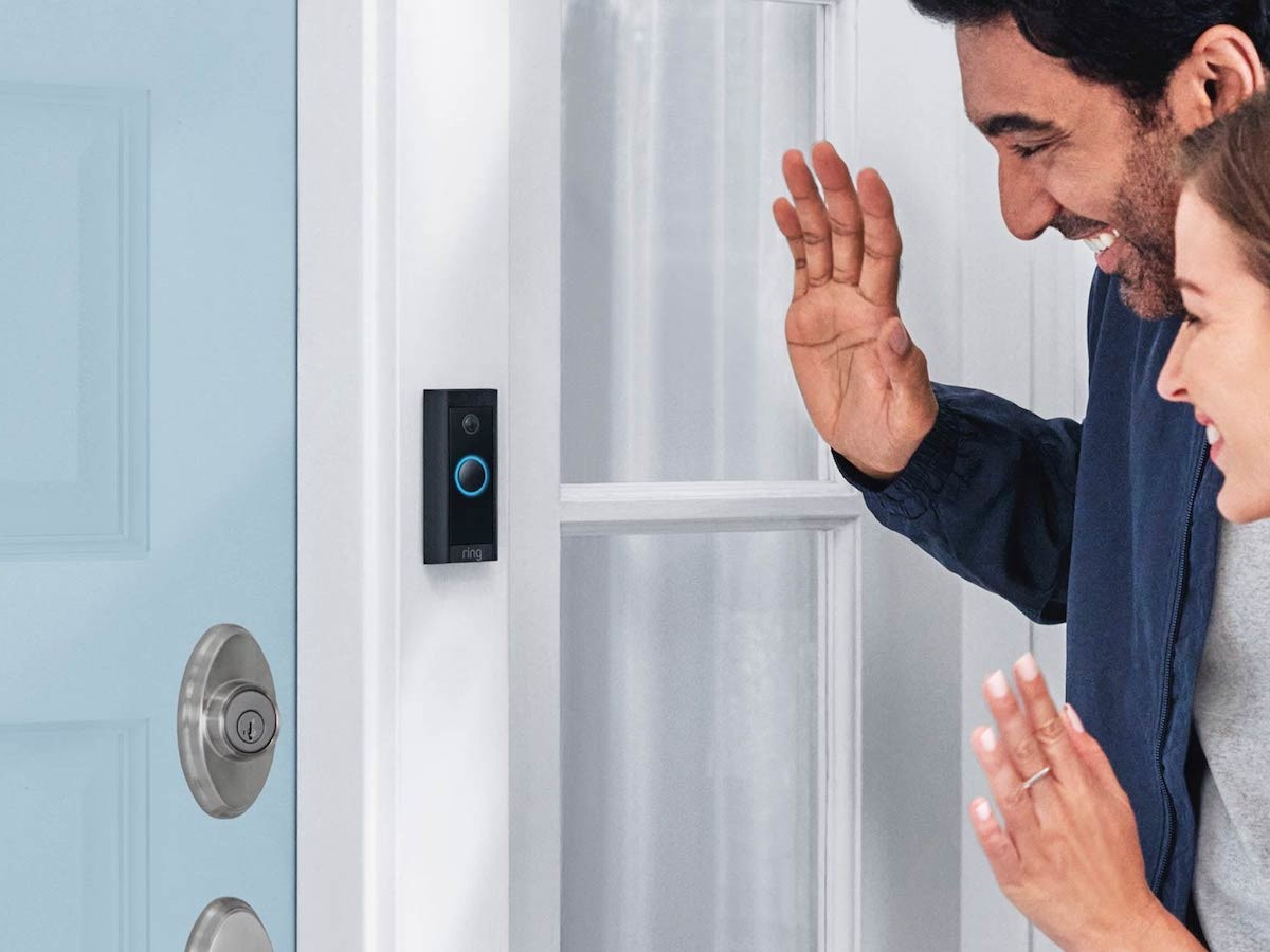 Ring Video Doorbell Wired offers HD video, two-way talk, and more