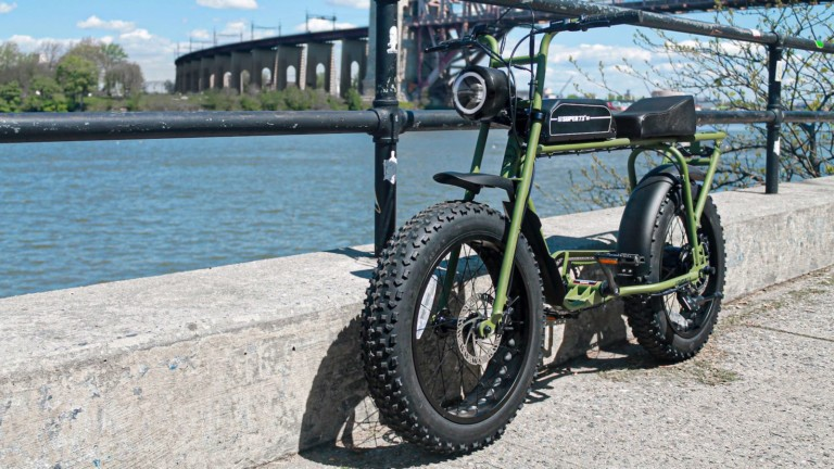 SUPER73 S-Series electric motorbikes have rugged, urban designs